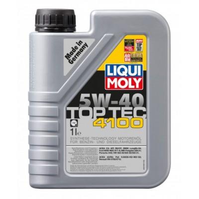 LIQUI MOLY Top Tec 4100 5W40 1L