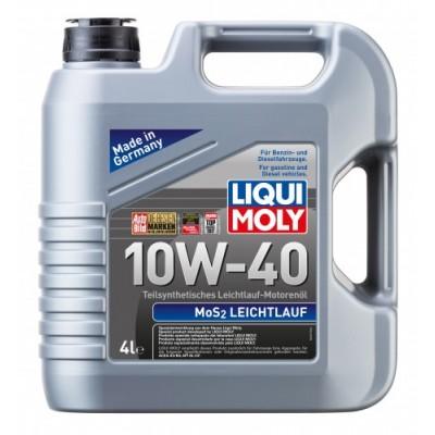 LIQUI MOLY Leichtlauf MoS2 10W40 4L