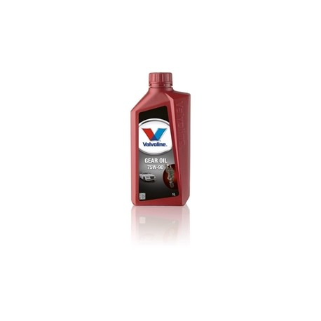Valvoline Gear Oil 75W0 1L