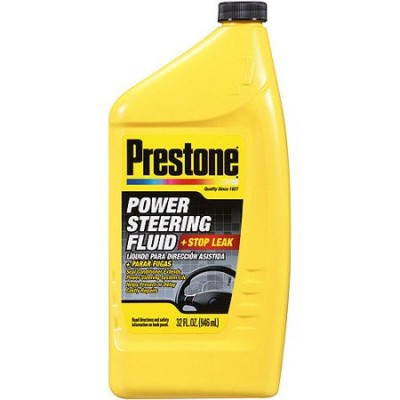 Prestone Power Steering Fluid + Stop Leak 0,946ml