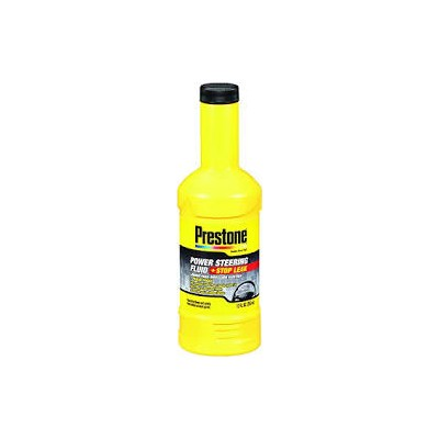 Prestone Power Steering Fluid + Stop Leak 355ml
