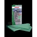 Sonax ściereczka z mikrofibry zielona