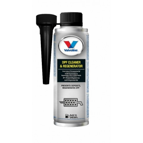 Valvoline DPF Cleaner & Regenerator 300ml