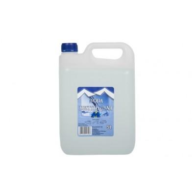 Woda zdemineralizowana Magmar 5L