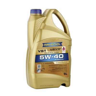 Ravenol Turbo VST 5W40 5L