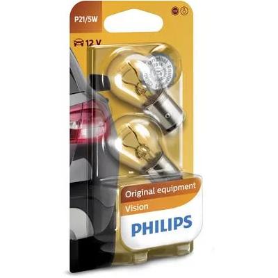 Philips Vision żarówka dwuwłóknowa P21/5W
