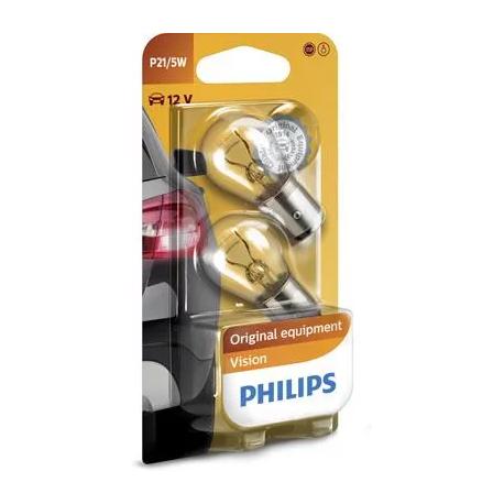 Philips Vivion żarówka dwuwłóknowa P21/5W