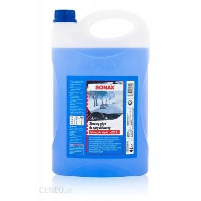Sonax płyn do spryskiwaczy 4L